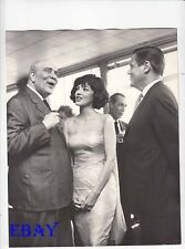 Anna Moffo busty candid VINTAGE Photo circa 1965