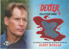"Dexter - DC13 ""Harry Morgan"" Costume Card"