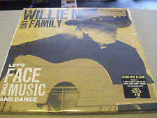 Willie Nelson and Family-Let 's face the music and dance-LP 180g audiophile V