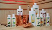 Saunaduft Saunaaufguss Aufguss Düftöl Duftkonzentrat Eukalyptus extra 250 ml