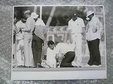 Org Press Photo- Cricketer TIM ROBINSON England v Presidents XV Match 1987