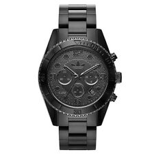 Adidas Men's Brisbane Sports Chronograph Black Watch ADH2983-.NWT