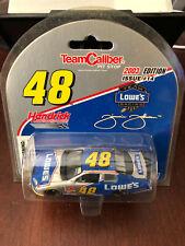 2003 Jimmie Johnson Lowes car 1:64 TC Team Caliber