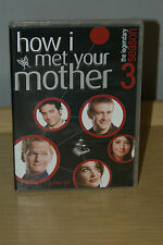 How I Met Your Mother Complete Season 3 Show Discs all 20 Episodes