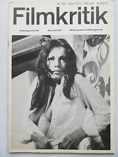 Critique NR 195, mars 1973, cinémas dans la Kaiserstrasse