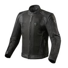 Giacche neri per motociclista inverno imobottitura rimovibile