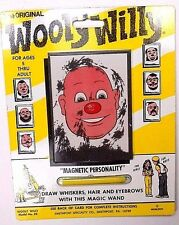 Wooly Willy Original Magnetic Toy Smethport Drawing 1974 Vintage