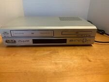 DAEWOO DC DV 6t995- DVD Recorder & VCR Combo - Works Great!!! No Remote