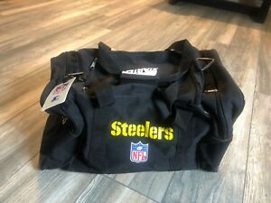 Brand New Starter Pittsburgh Steelers NFL Duffle Bag 1990's Great Gift