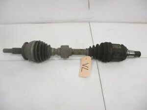 Drive Shaft Front Left Toyota Rav 4 III (ACA3) 2.2 D-Cat 4WD