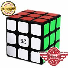 Original RubikS Cube Game 3X3 Base Rubix Box RubicS Puzzle Kids Toy Official New