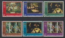 Togo - 1968, Anniiversary of WHO set - CTO - SG 596/601