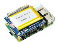 Waveshare Li-polymer Battery HAT for Raspberry Pi SW6106 Power Bank Solution