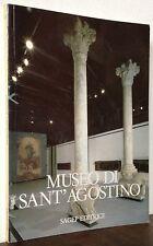 Museo di Sant' Agostino Genova a cura di Ida Maria Botto Sagep 1989