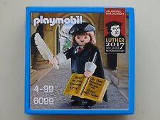 Playmobil Martin Luther 6099 Sonderfigur Erstausgabe 2016 originalverpackt, neu
