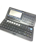 Texas Instruments PS-6200 Personal Organizer Calculator World Time Memo Schedule
