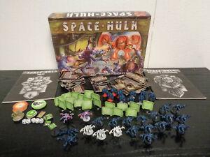 1989: Games Workshop ~ SPACE HULK ~ Board Game 1st Edition