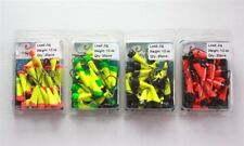 80 NEW Painted shad Trout JigHeads 1/2 oz Fishing Hooks Lures Bait Tackles 3/0