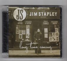 (HX858) The Jim Stapley Band, Long Time Coming - 2014 Sealed CD