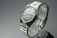 Vintage 1971 JAPAN SEIKO LORD MATIC WEEKDATER 5606-7190 25Jewels Automatic.