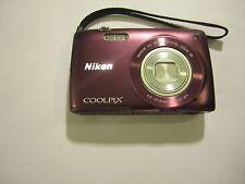nikon coolpix camera    s4300         a1.09