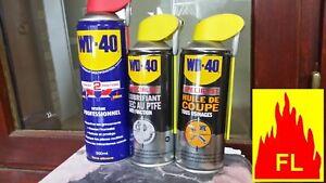 "Bombe "" SYSTEME PROFESSIONNEL "" 500 ML  WD 40"
