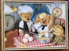 Holdson - Best Friend Bears - The Pancake Tosser - No 08145 - 500 Piece Jigsaw
