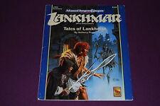 AD&D JDR Jeu de Role - Lankhmar : Tales of Lankhmar (LNR2)