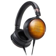 Audio-technica Haut.-resist. sur Oreille Casque ATH-WP900 Scellé Type Bois Coque