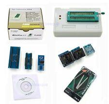 PROGRAMADOR UNIVERSAL MINIPRO TL866 TL866CS BIOS PIC FLASH EEPROM PLCC TSOP ...