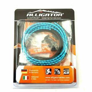 Alligator I-Link 5mm Road Bike Brake Cable set 31 strand Superior Shine 6 Color