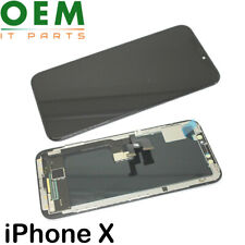 For iPhone X LCD Display 3D Touch Screen Digitizer Original OLED Assembly Black