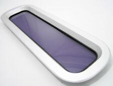 Lewmar Atlantic Fixed Portlight Grey Acrylic Size 61