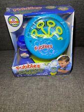 Little Kids Fubbles Bubble Blastin' Blue