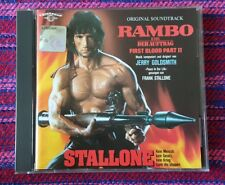 Various Artist ~ Rambo II ( Original Soundtrack ) ( West Germany Press ) Cd