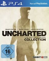 PS4 / Playstation 4 - Uncharted: The Nathan Drake Collection DEUTSCH mit OVP