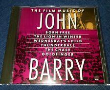 CD - John Barry - Film Music - CBS - 1988 - Original Aufnahmen