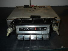 VINTAGE 1975 BUICK DELCO AM RADIO MODEL # 9345940