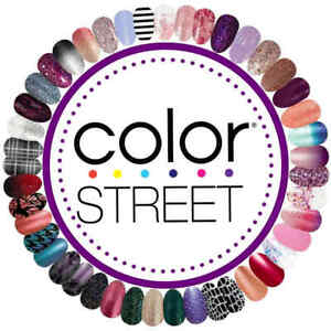 💯AUTHENTIC Color Street nail strips -new, retired, rare, popular unicorn sets🦄