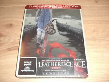 Leatherface Uncut Blu-Ray Limited Steelbook