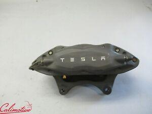Tesla Model S Front Right Brake Caliper Base Gray