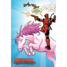 Deadpool Poster Unicorn | OFFICIAL