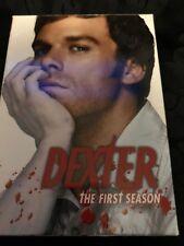 Dexter: Season 1 dvd