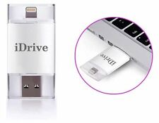iDrive i-Flash Device 16GB Lightning to USB OTG Drive For Apple iOS iPhone iPad