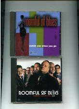 2 CDs  Roomful of Blues