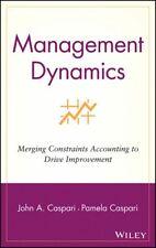 Management Dynamics  - Caspari John A., Caspari Pamela - John Wiley & Sons
