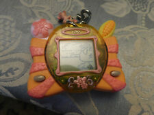 Rare Littlest Pet Shop Electronic Virtual Handheld Game Pink Pig toy w 3D Figure