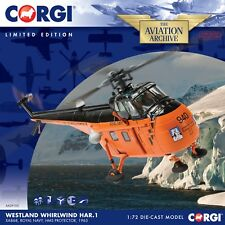 Corgi 1:72nd scale Westland Whirlwind HAR.1 Aviation Archive Diecast Model.