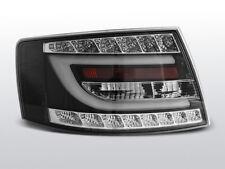 LDAUB9 Fari Fanali Posteriori Audi A6 4F berlina 04-08 a led 6-pin nero TuningSh