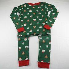 CARTER'S BOYS PAJAMAS SET - LONG SLEEVE - SNUG - SIZE 10 - CHRISTMAS